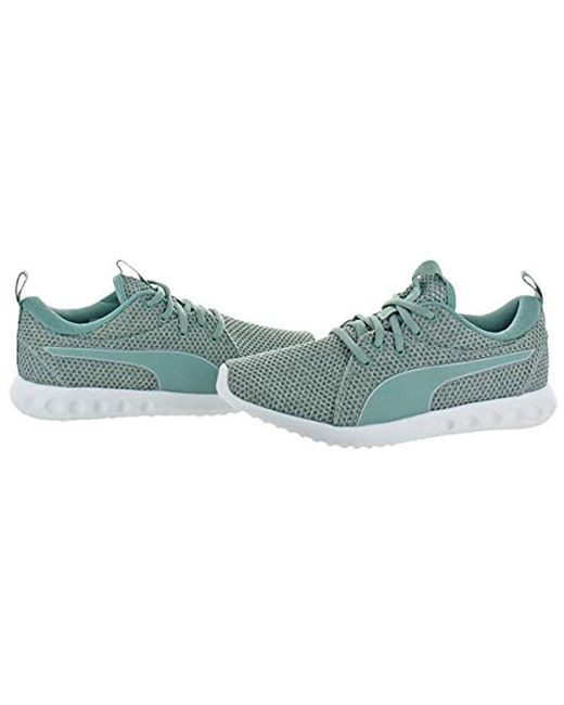 4ff94581087b Lyst - PUMA Carson 2 Nature Knit Wn Sneaker in Blue - Save 15%