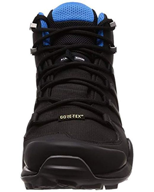 64bfed5ce16fd5 ... Adidas - Black Terrex Swift R2 Mid Gtx High Rise Hiking Boots for Men -  Lyst ...