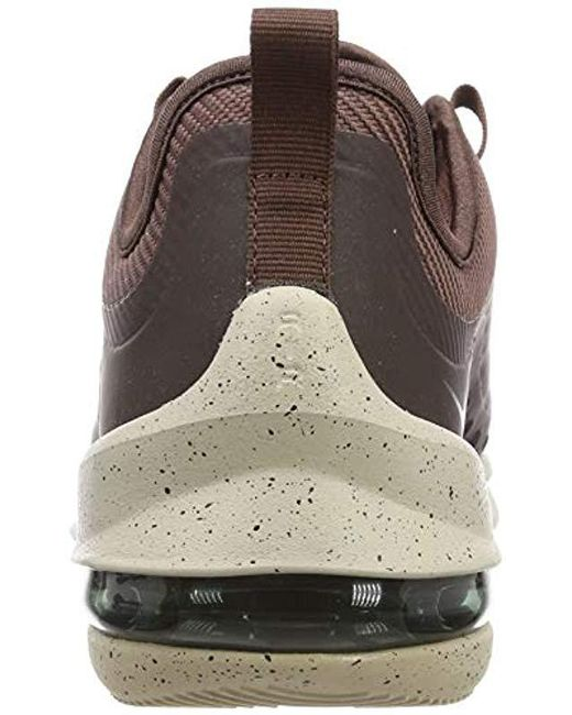 info for b9cac 22fc7 ... Nike - Brown Air Max Axis Prem Running Shoes for Men - Lyst ...