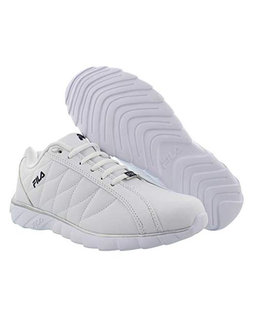3d49d10ab9c ... Fila - White Sable 2 Cross Trainer for Men - Lyst ...