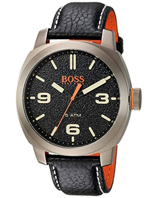 e790aa056 BOSS 1513409 in Black for Men - Save 5% - Lyst