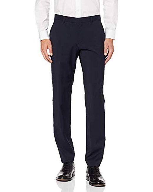 HUGO Blue Trouser for men