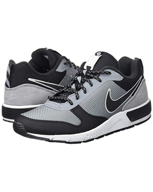 f354f00733e02 ... uk nike gray nightgazer trail gymnastics shoes for men lyst 3dcb0 5a0a0