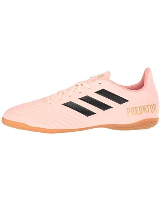 7712304adec9 ... Adidas - Pink Predator Tango 18.4 Indoor Soccer Shoe for Men - Lyst ...