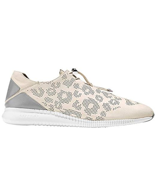 Cole Haan - Multicolor Studiogrand P&g Trainer Fashion Sneaker - Lyst