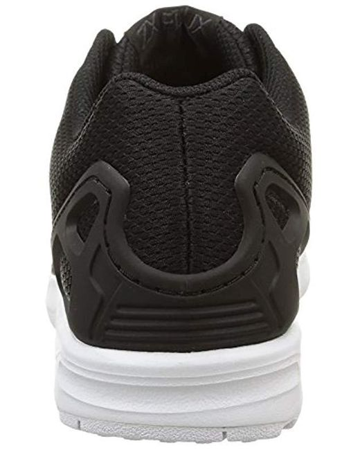 finest selection 75401 92804 ... Adidas - Zx Flux Women s Shoes (trainers) In Black ...