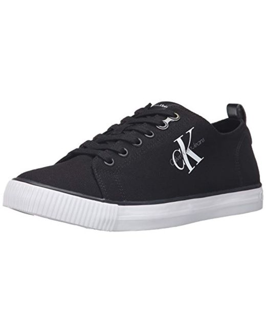 Calvin Klein - Black  s Arnold Fashion Sneaker for Men - Lyst ... 2df5b6ea0