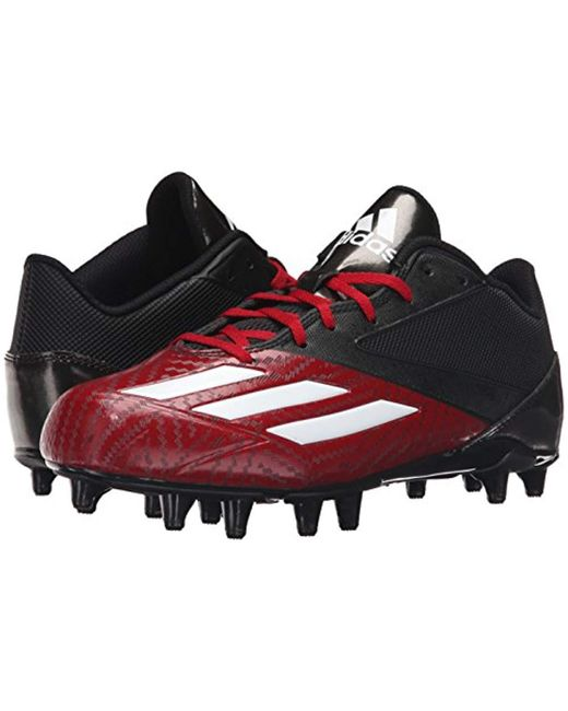 50861f025 ... Adidas - Red Freak X Carbon Mid Football Shoe for Men - Lyst ...