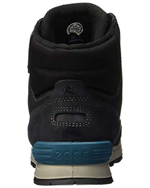 4d016099ede8 Ecco Oregon Hiking Boot in Black for Men - Save 18.85714285714286 ...