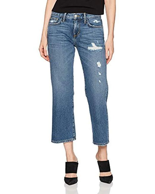 Siwy - Blue Maria Luisa Parallel Leg Jeans In Back In The Days - Lyst