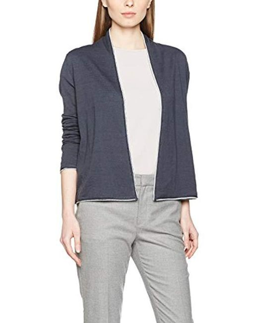 Marc O'polo - Blue Cardigan - Lyst