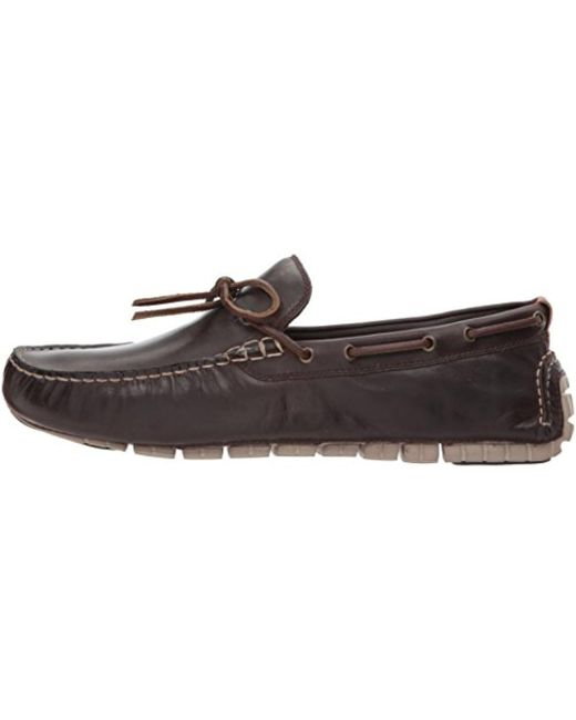 29ec0624e01 ... Cole Haan - Multicolor Zerogrand Camp Moc Driver Driving Style Loafer  for Men - Lyst ...