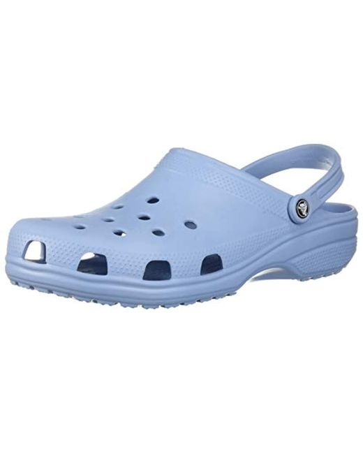 dd94ccf7f Crocs™ - Blue Unisex Adults  Classic Clogs for Men - Lyst ...
