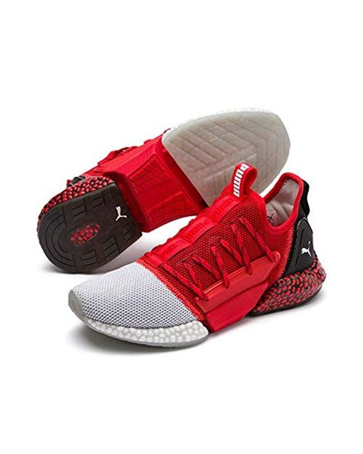 PUMA - Red Hybrid Rocket Runner Training Shoes for Men - Lyst ... c62537a1c