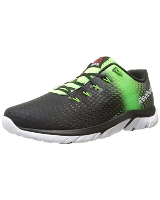 Reebok - Green Z Strike Elite Running Shoe for Men - Lyst