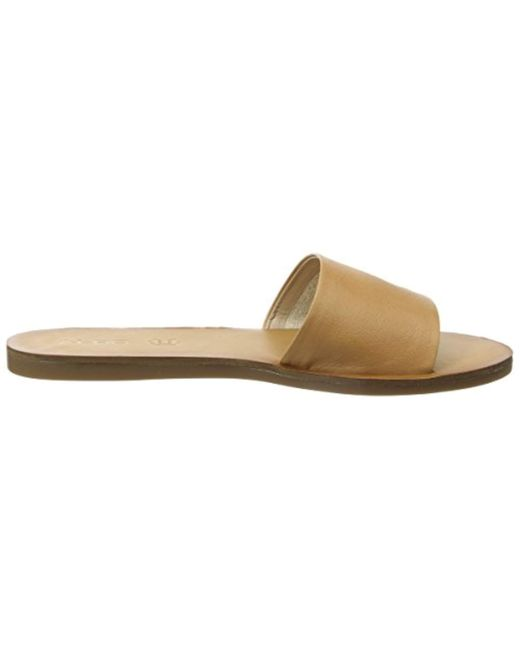 06801daa2602 ... ALDO - Brown Brittny Open Toe Sandals - Lyst ...