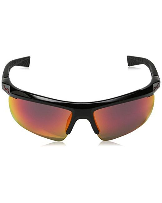 90f9a411c1 Lyst - Under Armour Core 2.0 Sunglasses in Black - Save ...