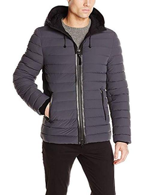 Mackage - Gray Ozzy Down Jacket for Men - Lyst