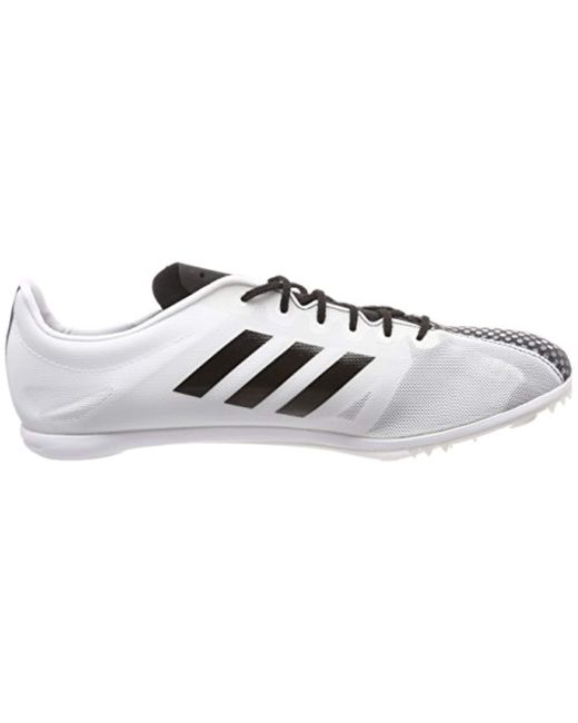 factory price b0488 25856 ... Lyst Adidas - Black Adizero Ambition 4 Track   Field Shoes for Men ...