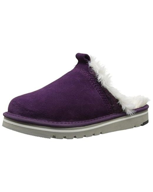 Sorel - Purple Newbie Slipper - Lyst
