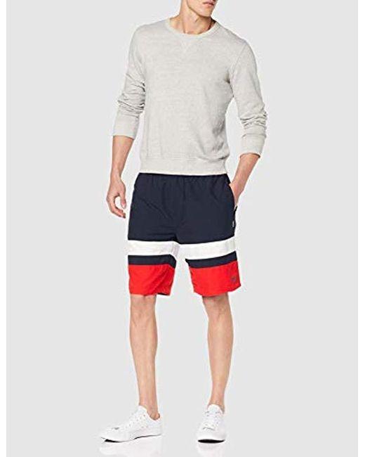 TOMMY HILFIGER TJM Basic Straight Freddy II Men's Pink Shorts