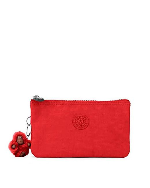 Kipling - Red Creativity L Cosmetic Pouch - Lyst