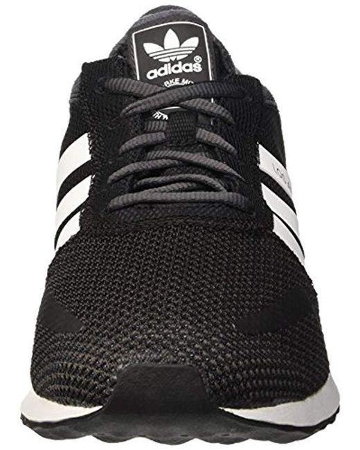 df7bdf46aecaf adidas Los Angeles, Trainers in Black for Men - Lyst