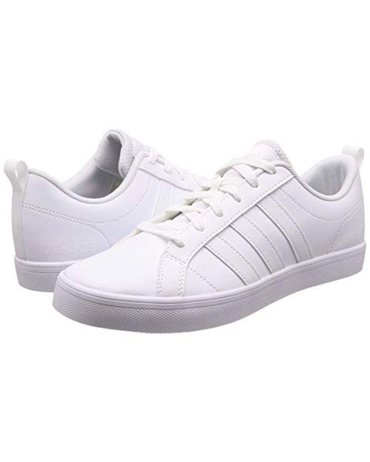 5b559ef671de ... Adidas - White Vs Pace Gymnastics Shoes for Men - Lyst ...