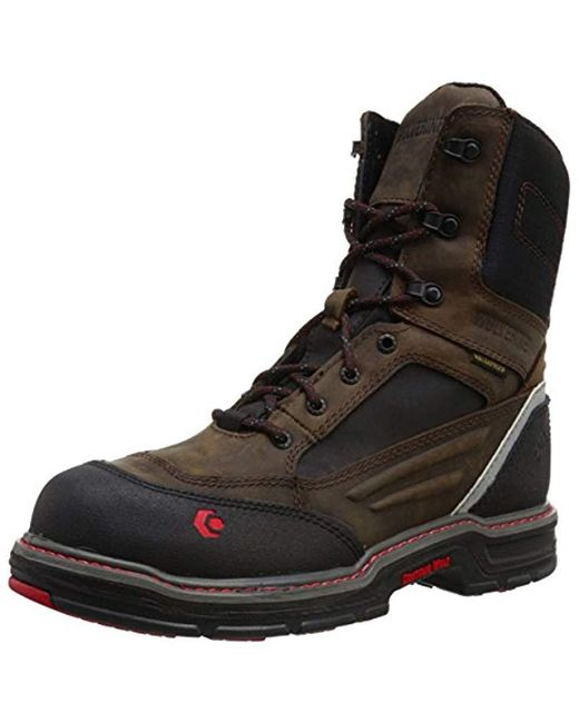 4b1d9ada198 Men's Overman Waterproof Carbonmax 8