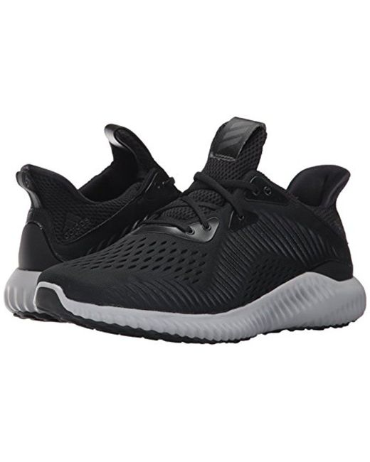 18faa5f25fe26 Lyst - adidas Alphabounce Em M Running Shoe in Black for Men - Save 37%