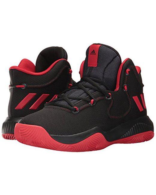 d9501c93cf0b5 Adidas - Black Performance Crazy Explosive Td for Men - Lyst .. Performance  Men s Crazy Explosive Basketball Shoe