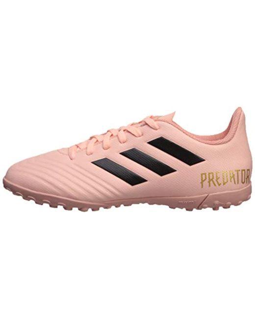 67449e1af ... Adidas - Black Predator Tango 18.4 Turf Soccer Shoe for Men - Lyst ...