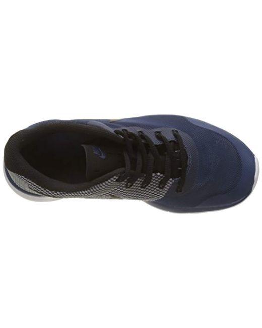 low cost 1aa53 93263 ... Nike - Blue Tanjun Racer (GS), Chaussures de Fitness garçon for Men -
