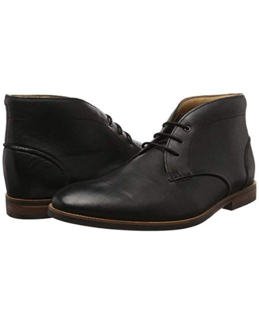 95d5f7972f5d4 ... Clarks - Black Broyd Mid Ankle Boots for Men - Lyst ...