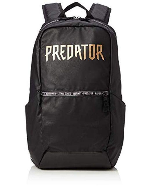 sito affidabile 1e566 feb80 adidas Predator Zaino Uomo Nero Dt5144 in Black for Men - Lyst