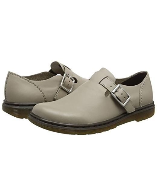 a128ecde924 ... Dr. Martens - Brown Patricia Iii Mary Janes - Lyst ...