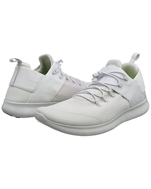 047eeb5fbf748 ... Nike - Gray Free Rn Cmtr 2017 Training Shoes for Men - Lyst ...