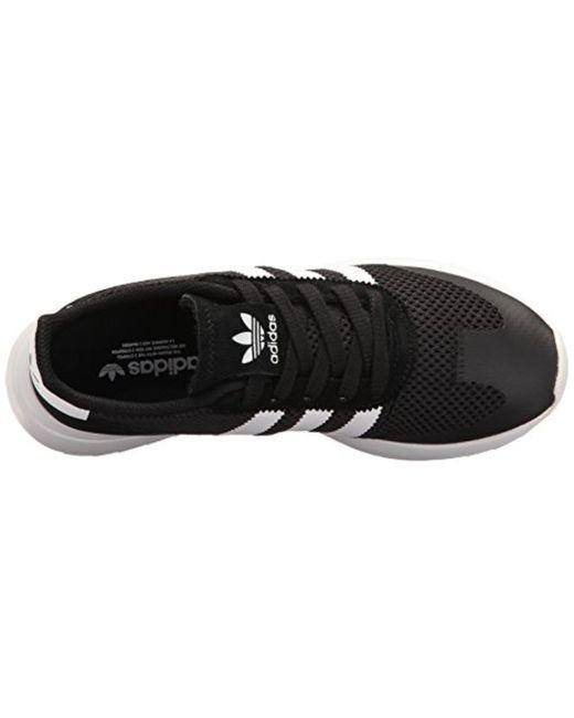 Lyst Adidas flashback W Fashion zapatilla en negro