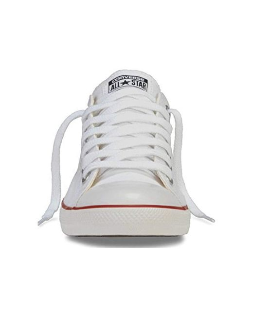 a2a1466d39e7c1 Lyst - Converse Unisex Chuck Taylor All Star Ox in White