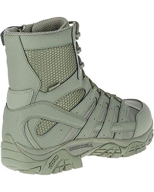 merrell moab 2 tactical boot wide ga