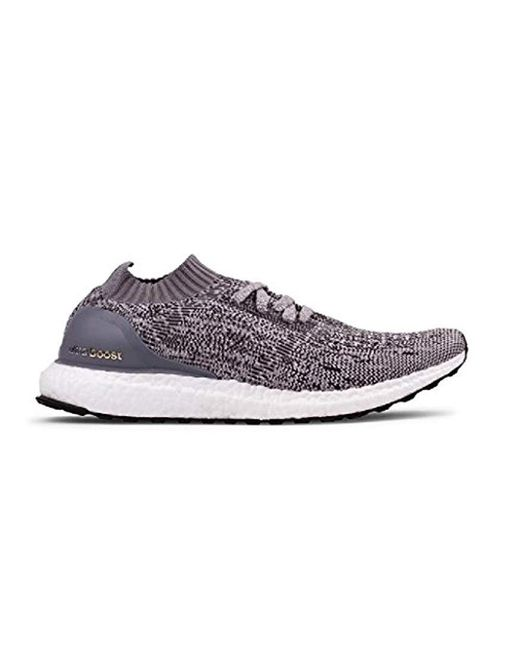 adidas Performance Ultraboost Uncaged M Running Shoe in Gray