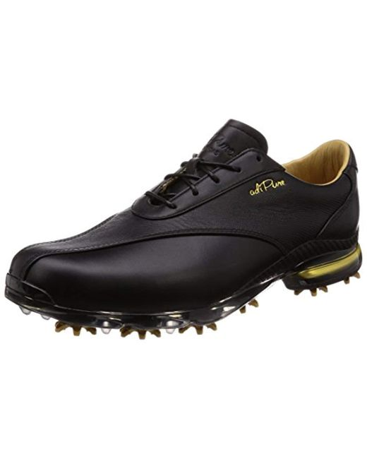 new concept 36e72 ae813 Adidas - Black s Adipure Tp 2.0 Golf Shoes for Men - Lyst ...