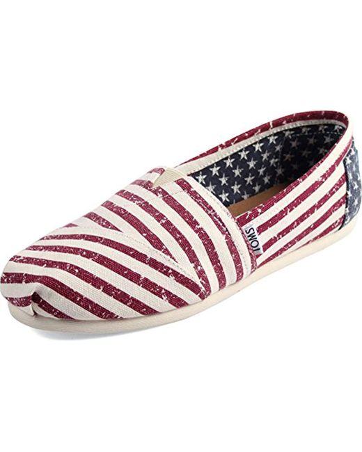 TOMS - Multicolor Classic Shoes - Lyst
