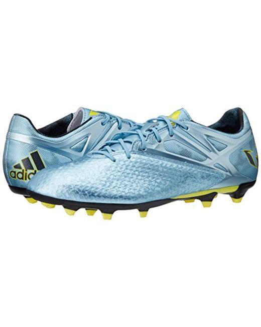 7f3f0eef521 ... Adidas - Blue Messi 15.2 Fg ag