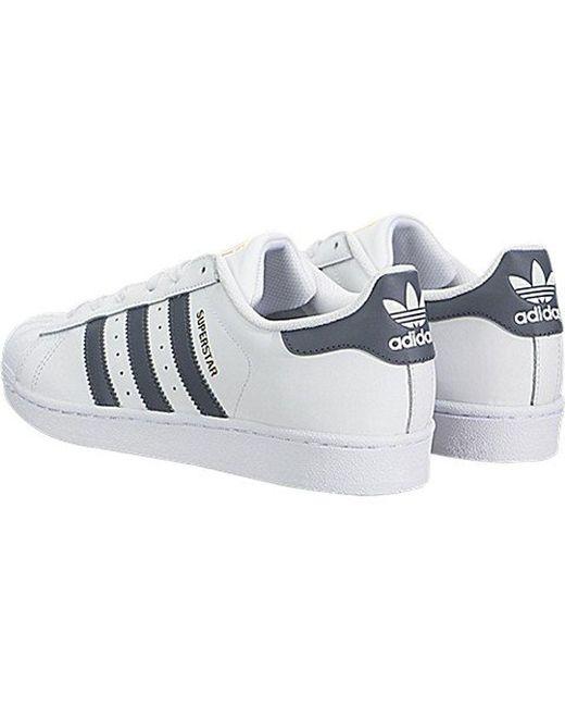 Lyst adidas superstar fondazione j scarpe originali.