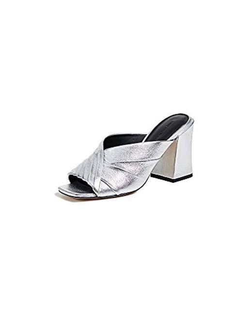 Sigerson Morrison - Metallic Pramod Sandal - Lyst