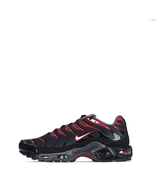 0eeaea33117 Nike Air Max Plus Gymnastics Shoes in Blue for Men - Lyst