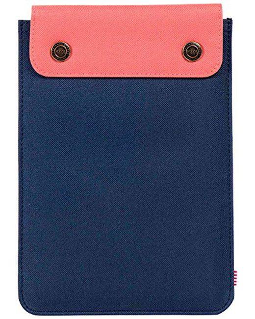 Herschel Supply Co. - Blue Spokane Sleeve Ipad Mini - Lyst
