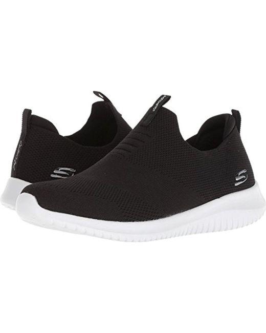 Skechers - Black Ultra Flex-first Take Sneaker for Men - Lyst