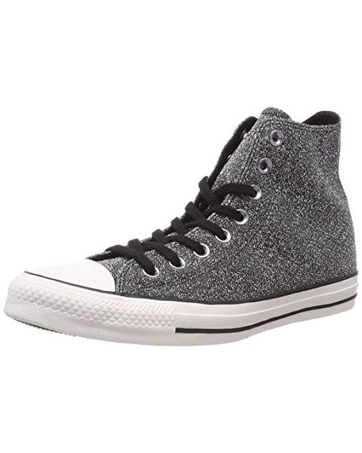 07d056c198ab96 Converse - Black Chuck Taylor Ctas Hi Low-top Sneakers - Lyst ...